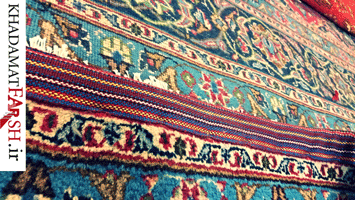 کاورمخصوص ریشه فرش
